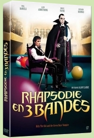Eve Ferret - Billy the Kid and the Green Baize Vampire - Film 1987 - Rhapsodie en 3 bandes (french title)