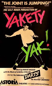 Eve Ferret - Yakety Yak at the Astoria in 1983